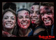 Paris, Zombie Walk 2015