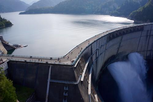 黒部ダム / Kurobe Dam