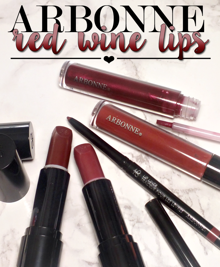 Arbonne Red Wine Lips (1)