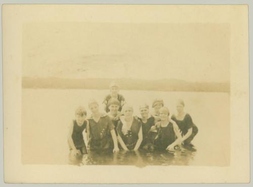 Nine at the Beach