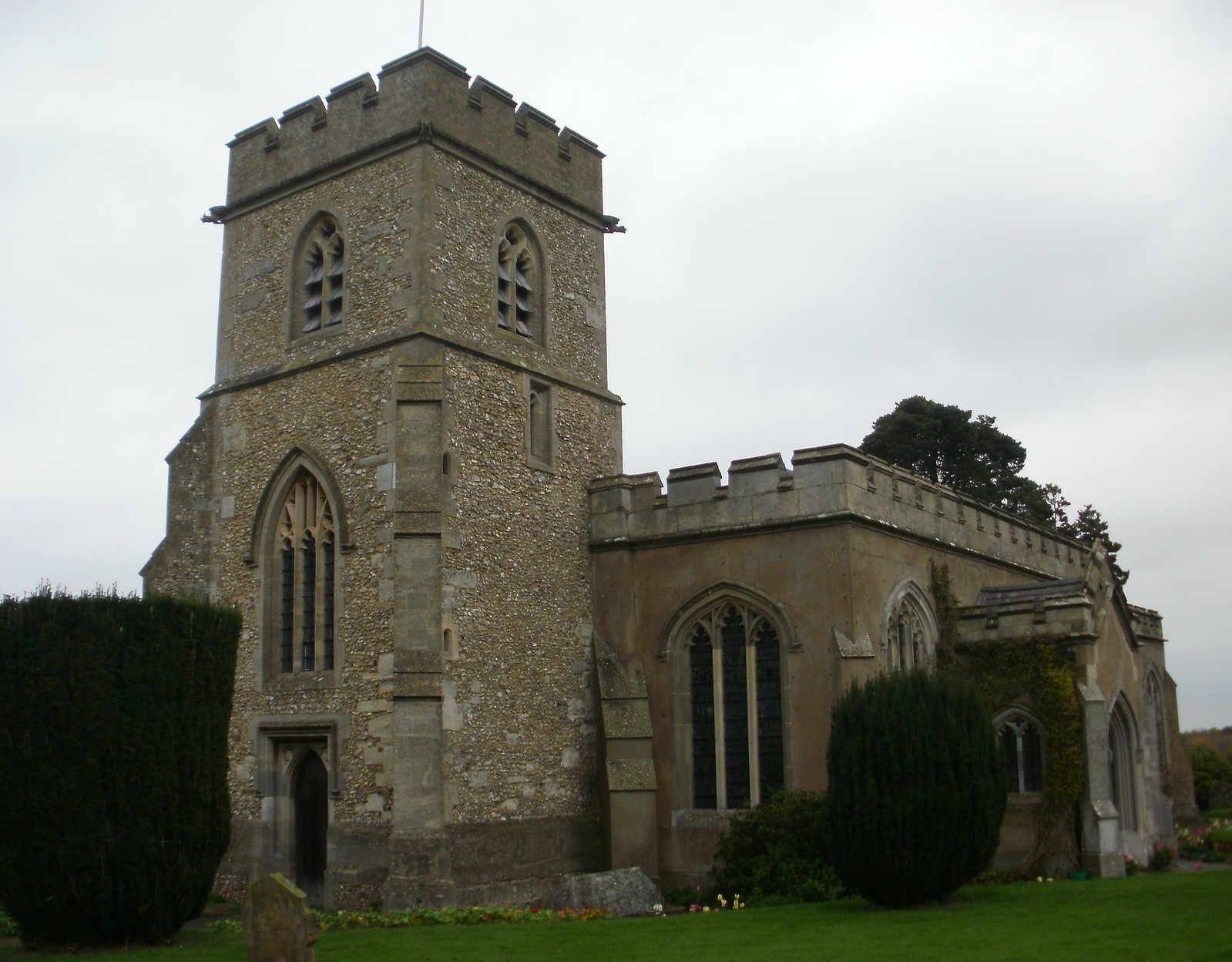 Little Gaddesden Church
