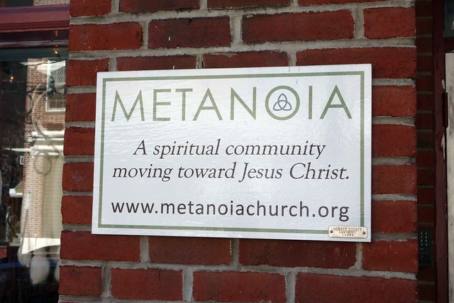 Metanoia Definition Meaning