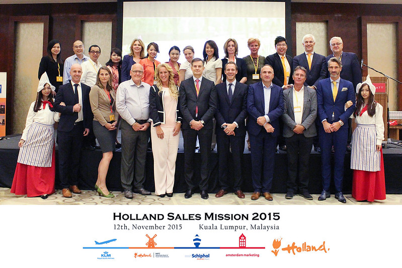 Holland Mission Sale 2015