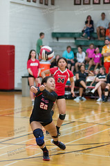 Girls' Volleyball: Mayfield vs. Poly