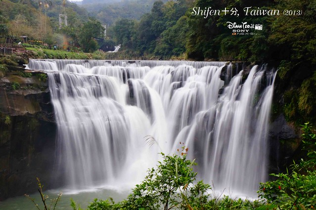 Shifen Waterfall 01