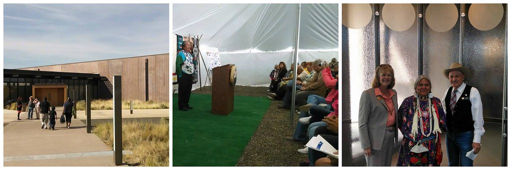 On Oct. 15, I attended and had the opportunity to speak at the grand opening of the Wanapum Heritage Center.