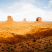 Monument Valley Panoramic by www.trentonmichael.com