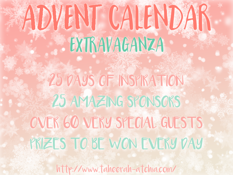 Advent Calendar Extravaganza square