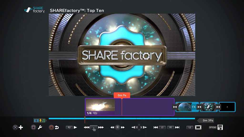 New Update for SHAREfactory