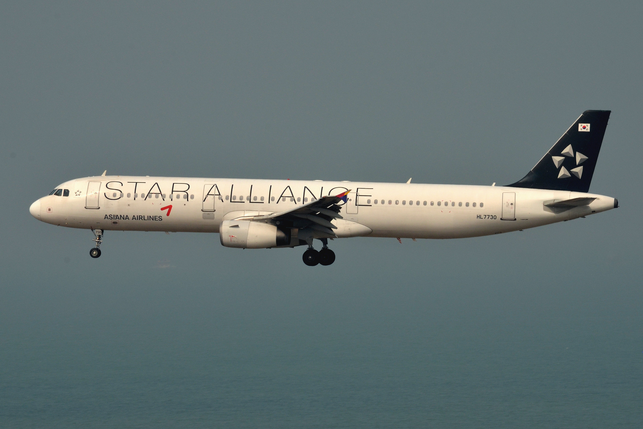 Asiana Airlines HL7730