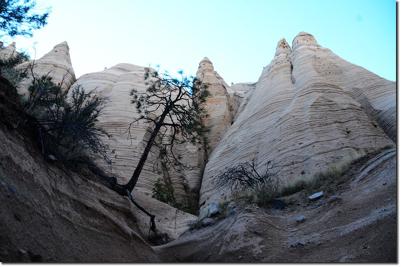 Solt Canyon Trail, Kasha Katuwe Tent Rocks National Monument (8)