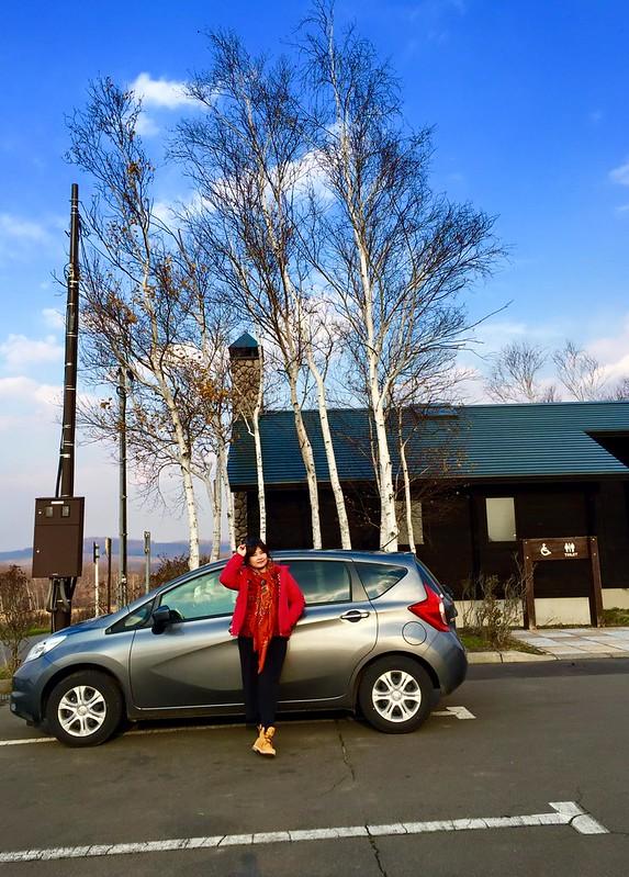 北海道租車