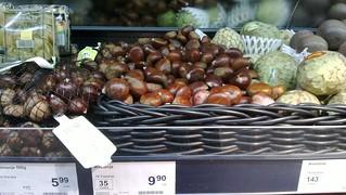 Spanish chestnuts