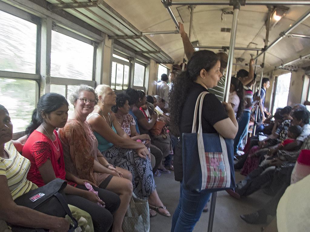 Sri Lanka  3rd Class travel