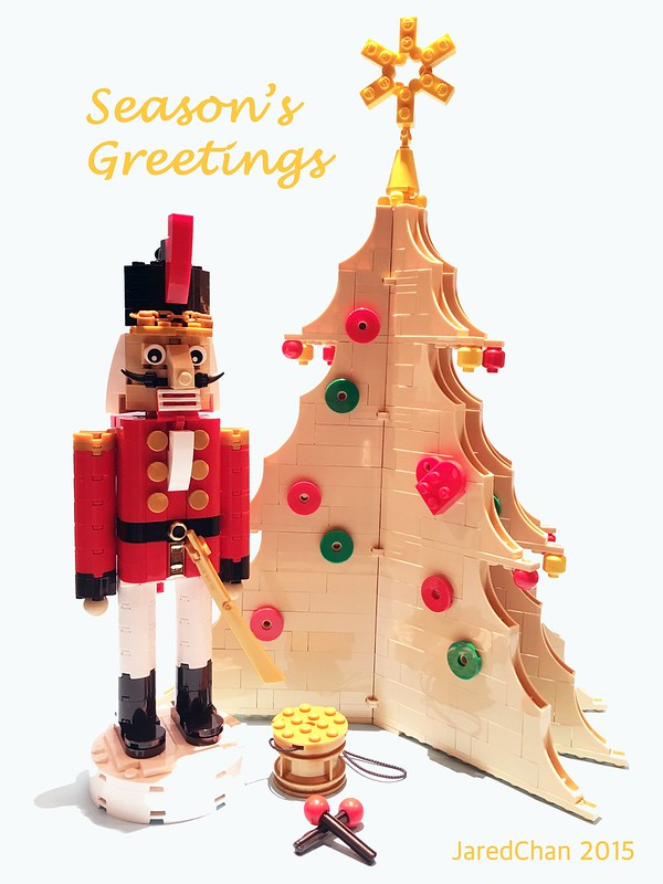 Season's Greetings from Nutcracker :-)