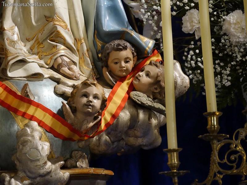 Santo Domingo en la Inmaculada Concepción