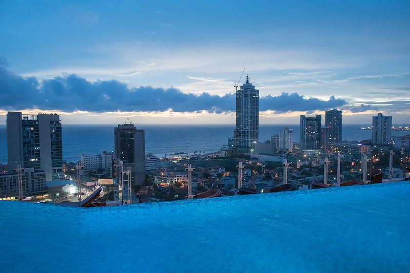 Infinity Pool Colombo