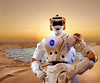 NASA R5 Valkyrie humanoid robot