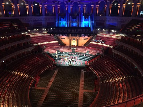 Royal Albert Hall | by rogopdp7c