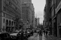 Sunday under the rain