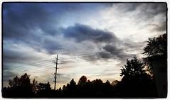 Sunrise! Good morning #happymonday