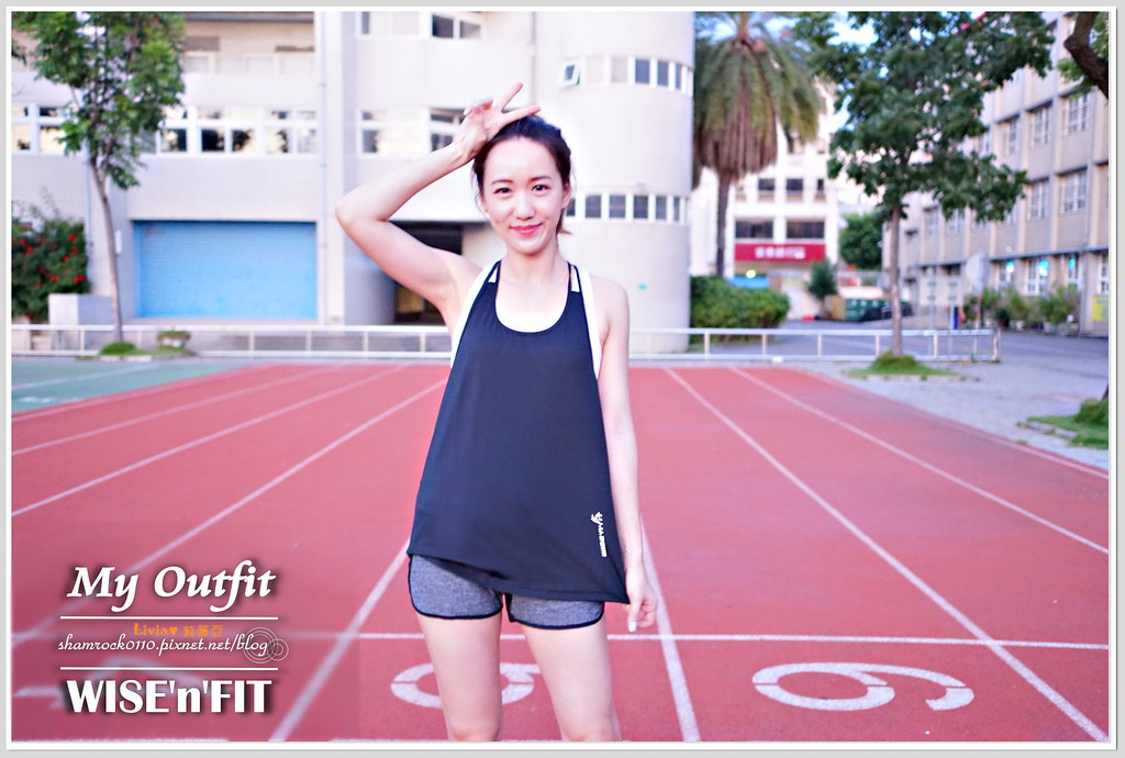 WISE'n'FIT運動服 - 03