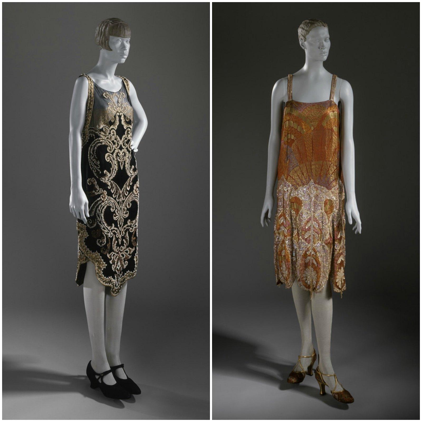 1926. Women's dresses. Callot Soeurs. LACMA