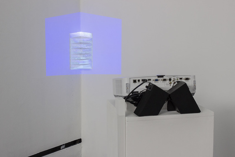 Digital Cliff - Henry Driver - Wysing Arts Centre - 01