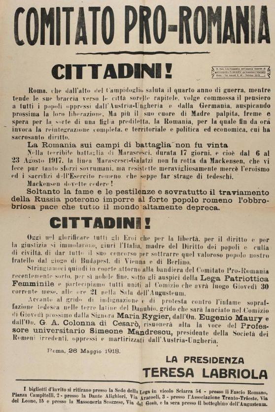 1918_italieni_solidari_cu_romanii_pentru Marea_Unire (3)