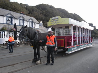 Horse tram, Isle of Man