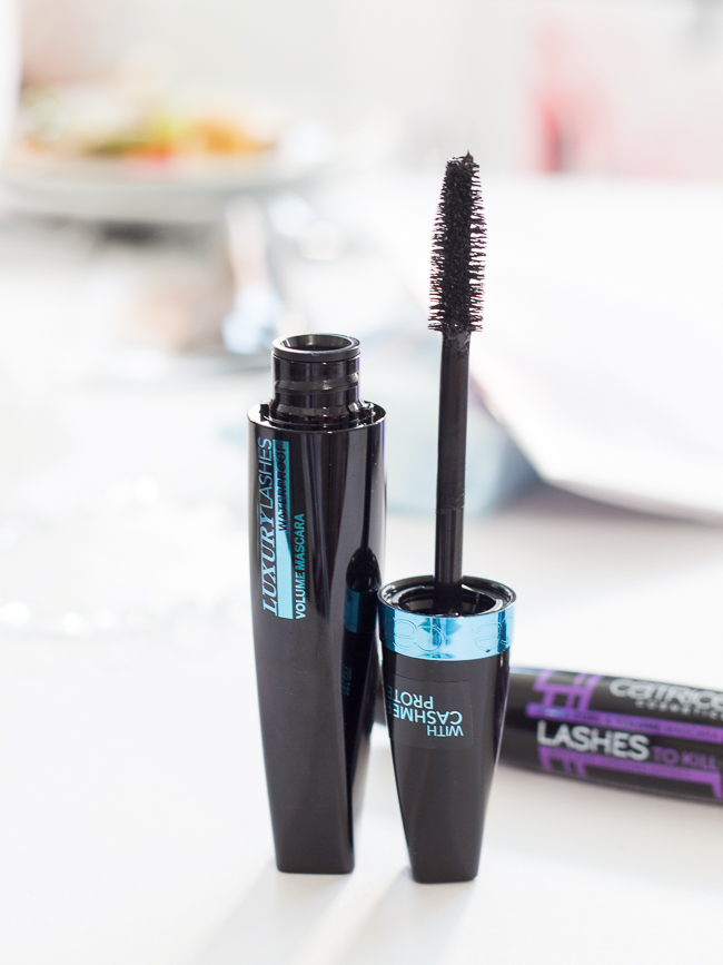Catrice Blogger Event 2015, Catrice Neuheiten Herbst/Winter 2015, Catrice Luxury Lashes Volume Mascara, Lashes To Kill Ultra Curl Volume Mascara