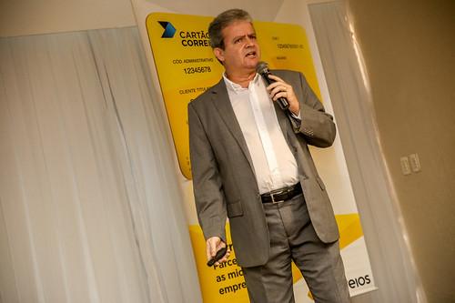 CORREIOS - Márcio Michel Lopes da Silva - Recife - 23 de julho de 2015 - Ciclo MPE.net