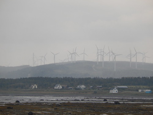 Cap Chat - windmolenpark