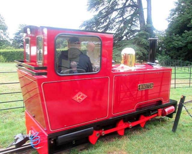 Blenheim  locomotive