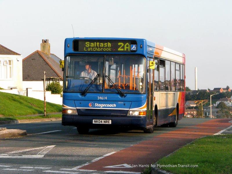 Stagecoach 34614 NK04NRE