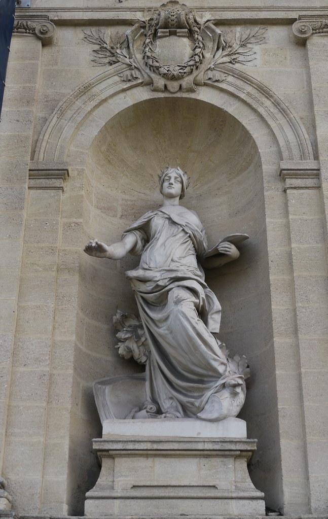 Bordeaux Gironde La Peinture Par P Granet 1843 1910