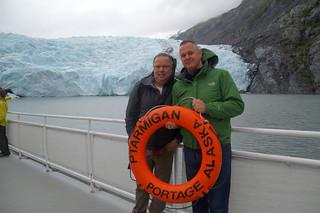 143 Portage Glacier met Arjan en Ge