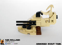armored scout tank 02