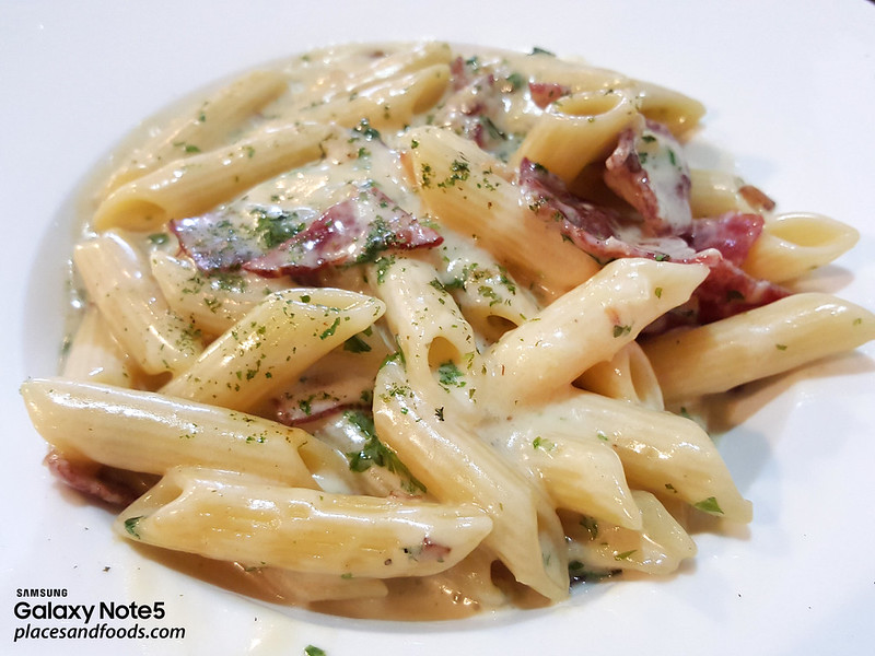 morningwood cafe white pasta