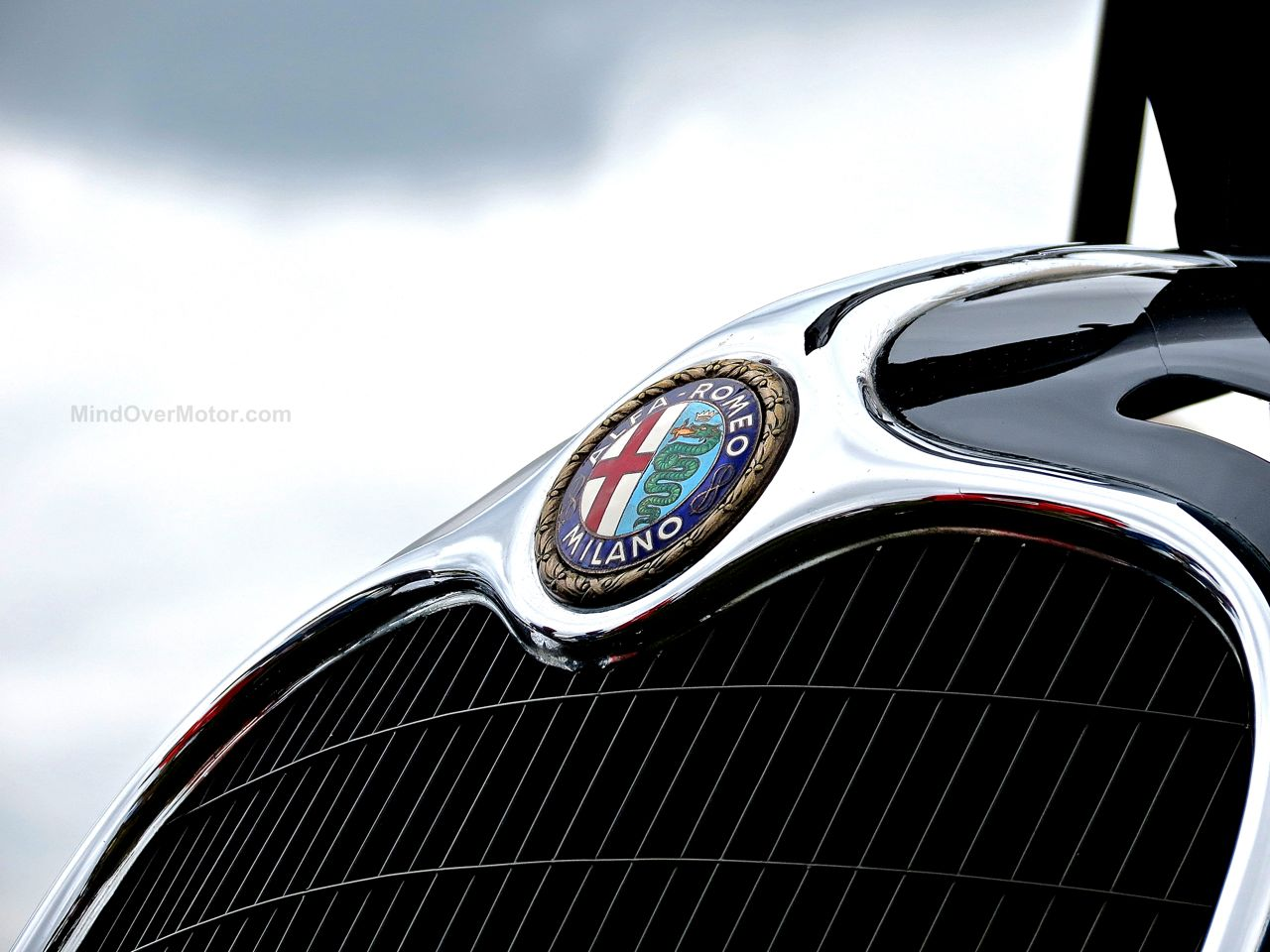 Radnor Hunt Alfa Romeo 8C 2900B Touring