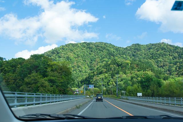 Yubari town