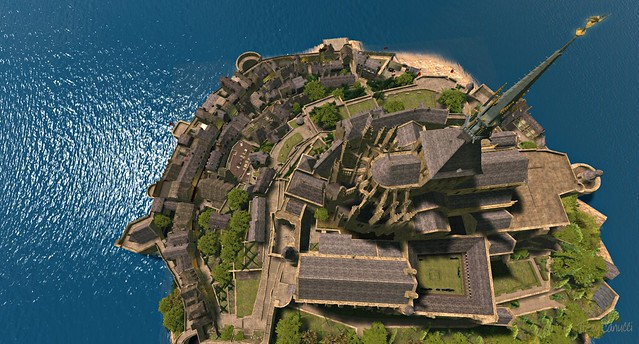 Le Mont Saint-Michel I