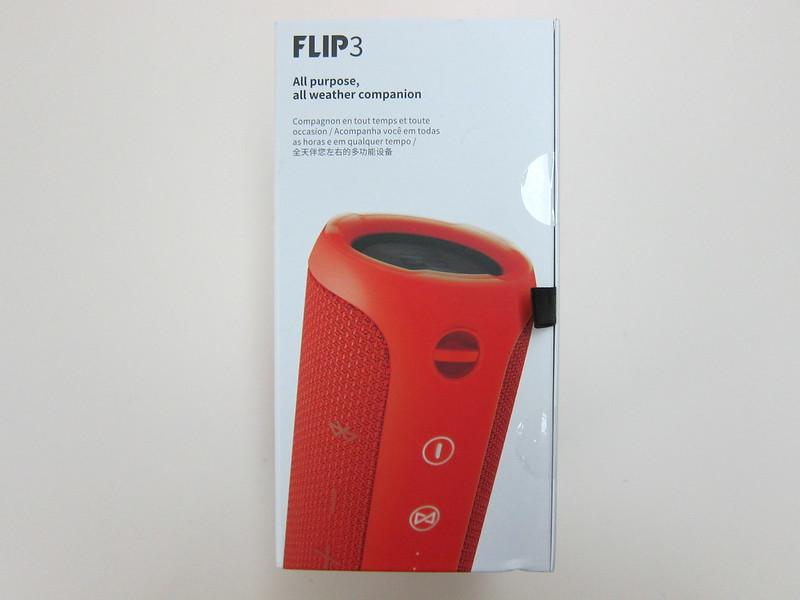 JBL Flip 3 - Box Right