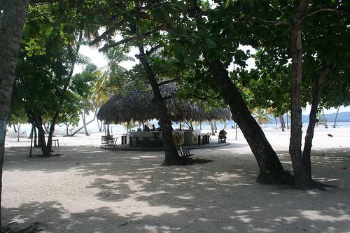 51 - Cayo Levantado (Bacardi Island / Bacardi-Insel)