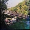 like a bridge over quiet waters