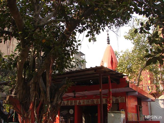 Shri Sankatmochan Hanuman Mandir along with Shri Shiv Navgrah Mandir Dham