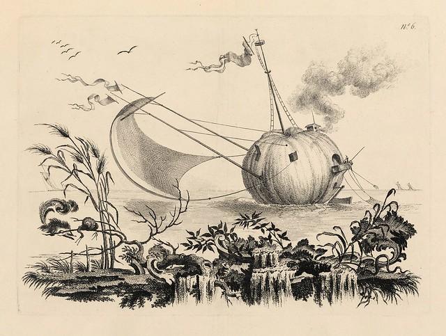 007-Raccolta delle cose più notabili veduta…1766-67- Filippo Morghen- Yale University Art Gallery