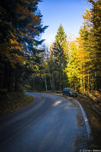 fall landscape croatia sljeme autmn hrvatska medvednica jesen