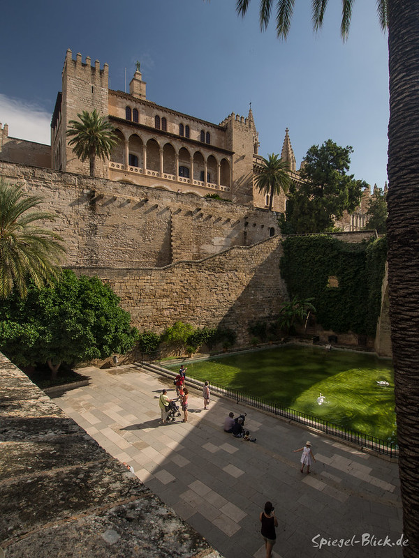Palace La Almudaina