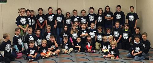 PAN Kids 2015-Oct group shot
